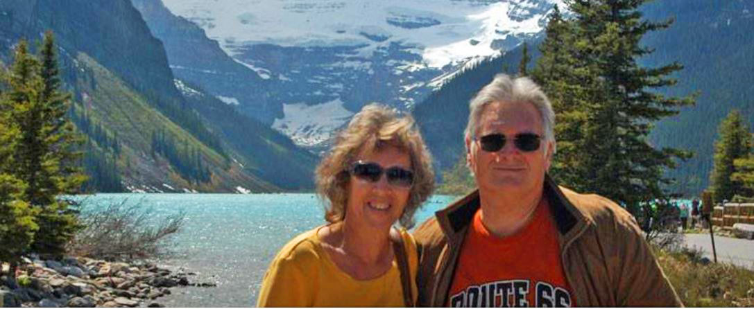 Lake Louise near Banff, Alberta