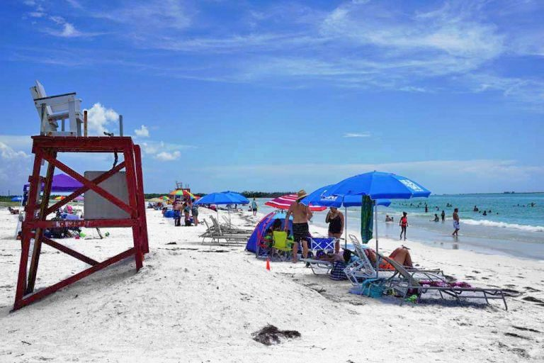 The beaches are among Florida's favorite attractions for both residents and those on vacation here