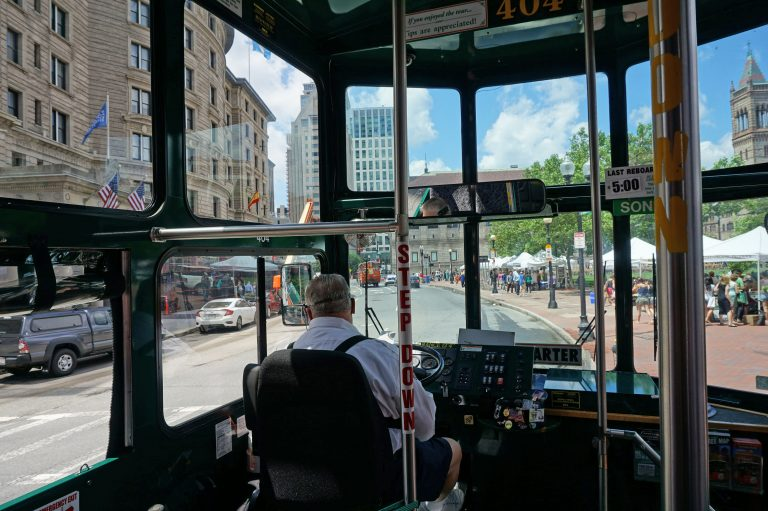Boston Old Town Trolley