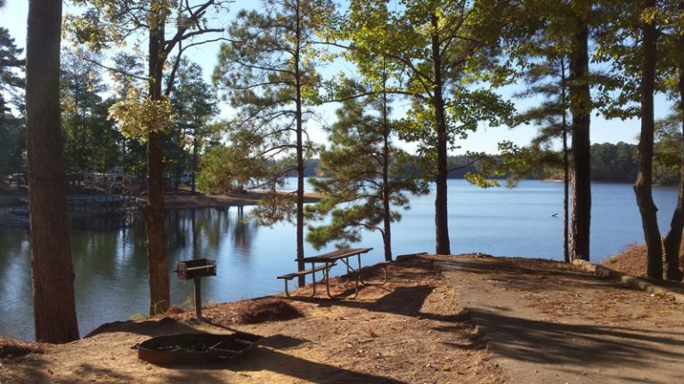 Wind Creek State Park - Lake Martin, Alabama