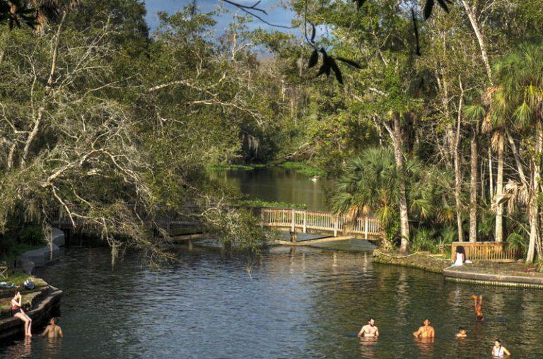 Wekiwa Springs State Park in Orlando