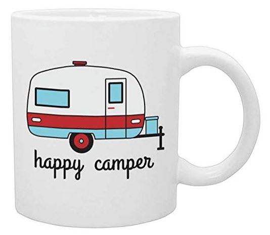 Happy Camper Coffee Mug
