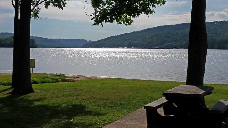 Honeycomb Campground - Lake Guntersville, Alabama