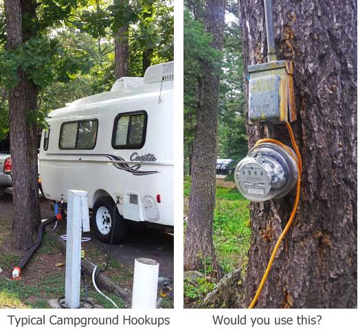 Campground Hookups