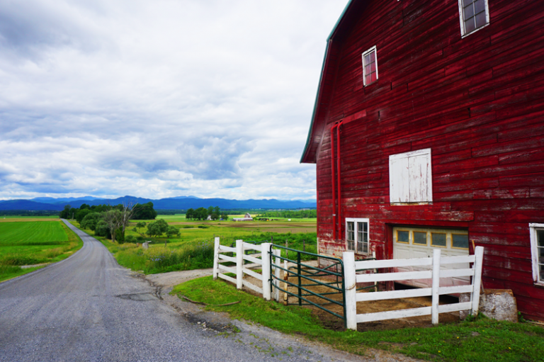 Vermont Countryside