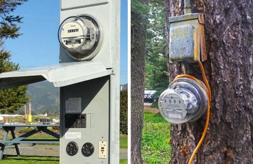 campground wiring problems