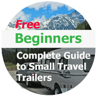 Beginner's Guide to Small Travel Trailers