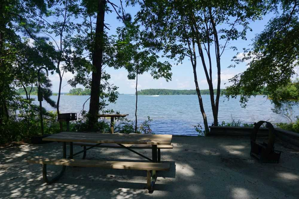 Winfield Campground (COE park) - Now one of our Top 3 favorite places