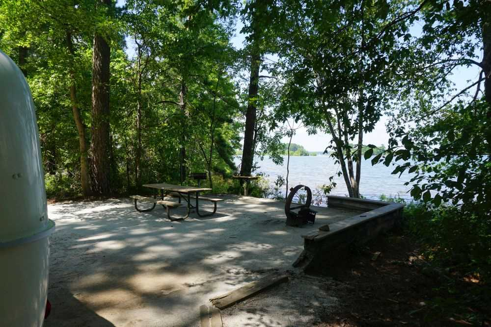 Winfield Campground in Georgia