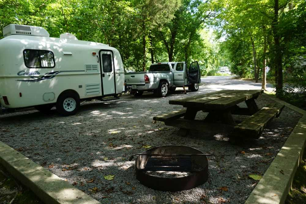 Kendall Campground (COE park) - Now one of our Top 3 favorite places