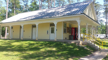Fairview Riverside SP in Louisiana - Our Personal Review