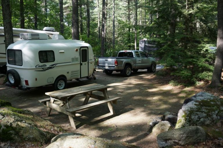 Boston MinuteMan Campground
