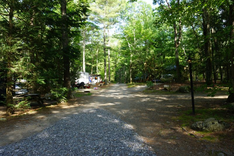 Boston Minute Man Campground