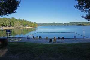 Recreation - Swimming area (public day use area)