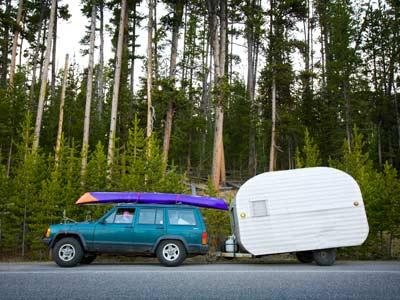 Small Travel Trailer Weight Distribution